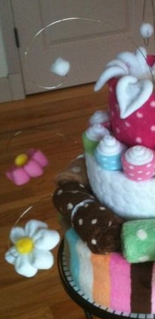 cake wires for diaper cakes