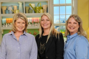 The Martha Stewart Show (Hallmark Channel, 10 AM ET/9 AM C – same day encore airing, 2 PM ET/next day airing, 1 PM ET)