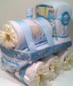 Homemade Baby Gift Ideas for the Crafty Diaper Cake Patterns