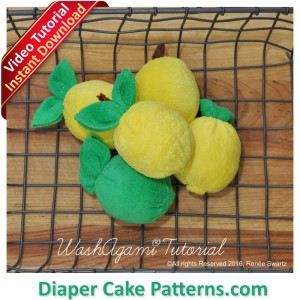 how-to-make-a-washcloth-lemons-limes-washagami-video-tutorial