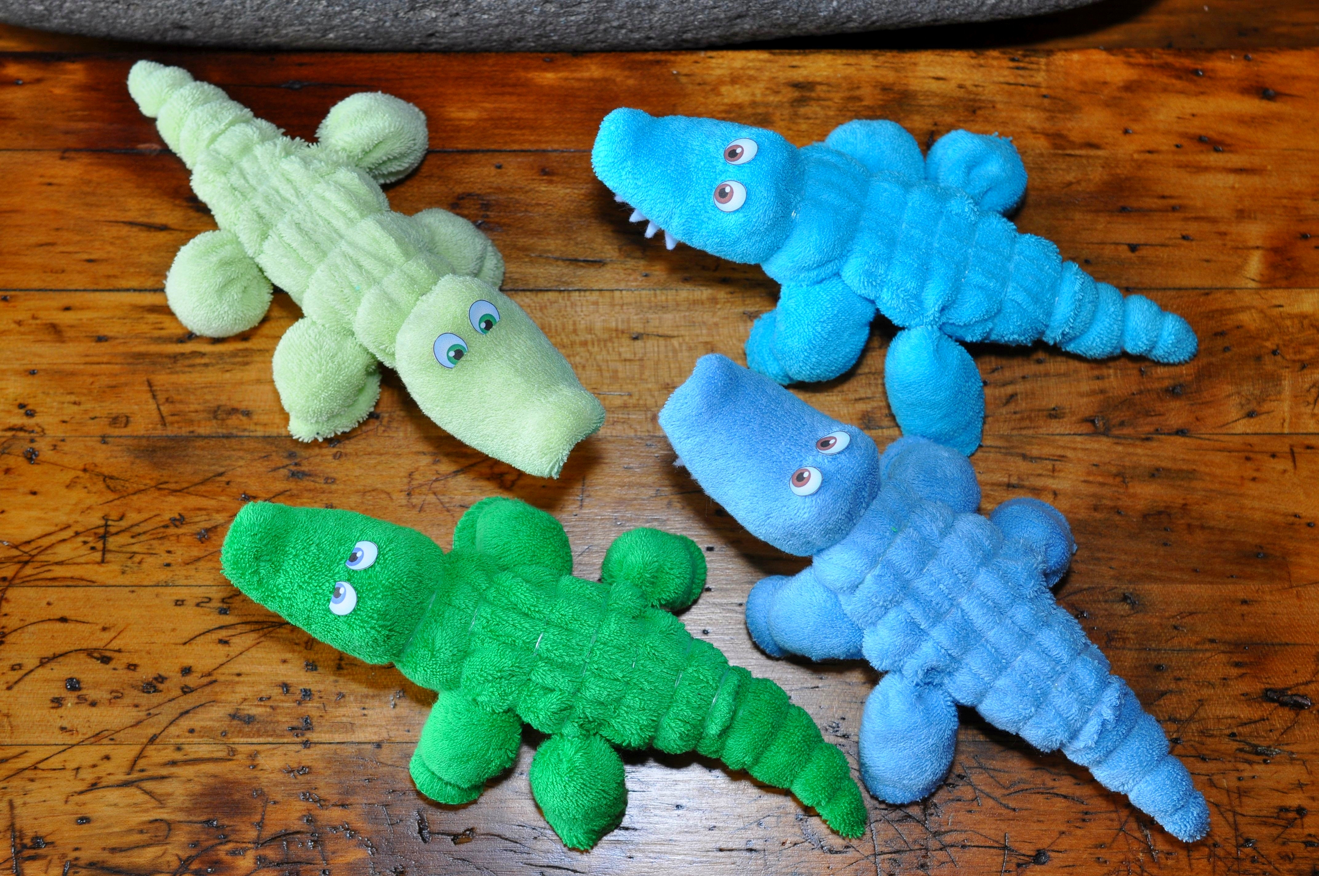 How To Make A Washcloth Alligator Tutorial Video Diaper Cake Patterns Videos